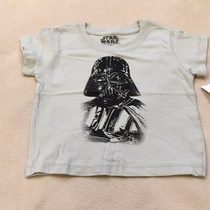 NWT Star Wars Toddler short sleeve T-shirt, 24m